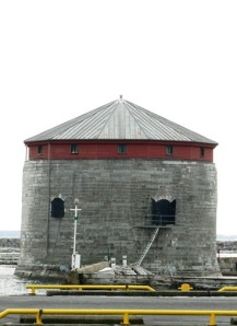 Fortification, Kingston Harbor