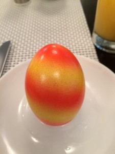 Swiss innovation in hard-boiled eggs!